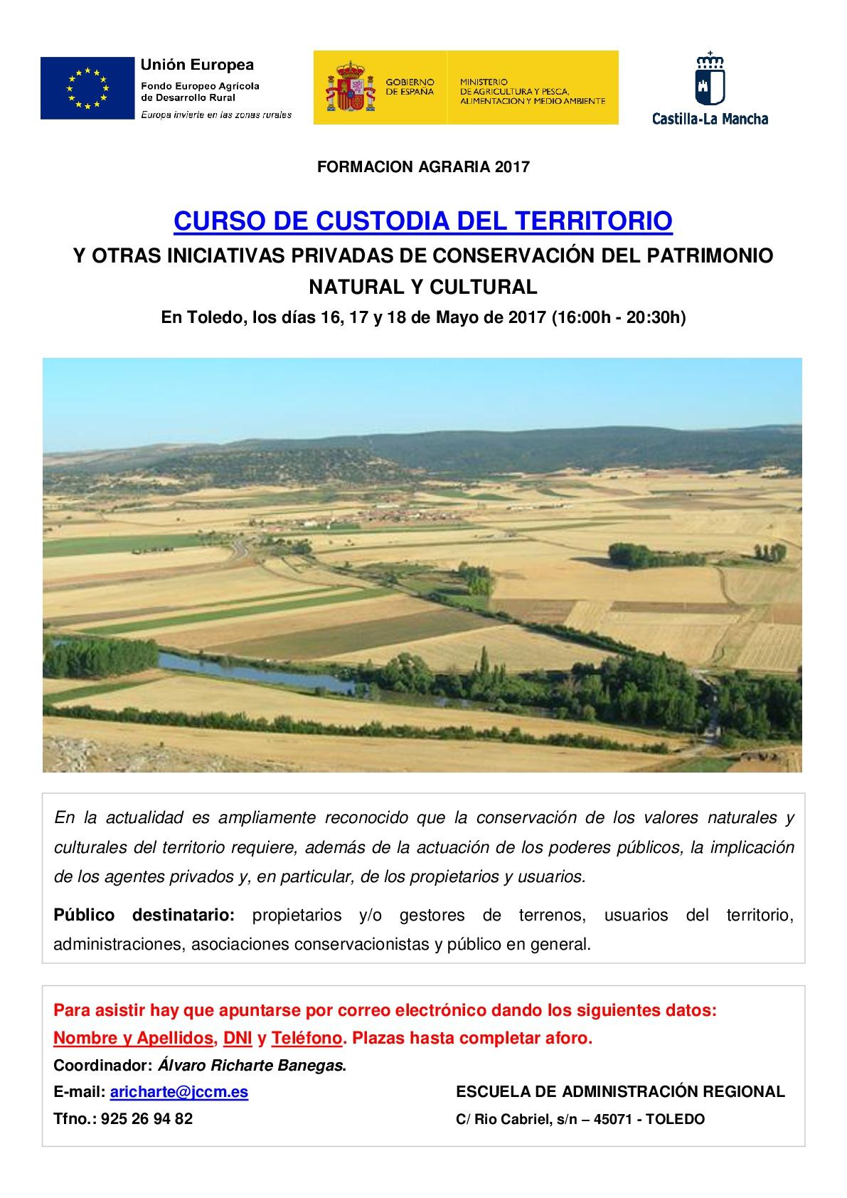 Curso Custodia del Territorio-001